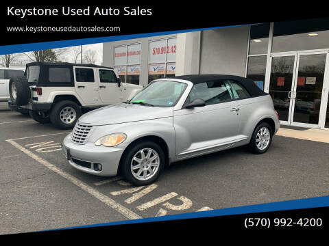 2008 Chrysler PT Cruiser for sale at Keystone Used Auto Sales in Brodheadsville PA