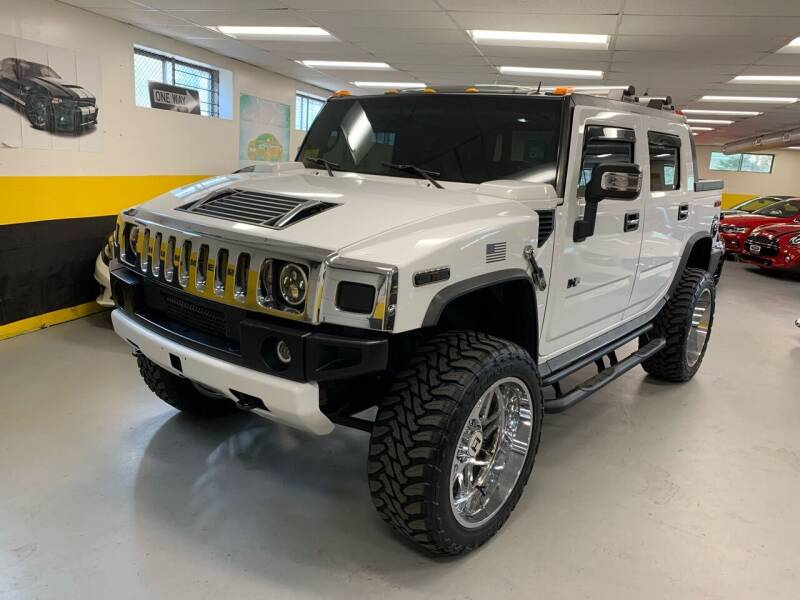 2005 HUMMER H2 SUT for sale at Newton Automotive and Sales in Newton MA