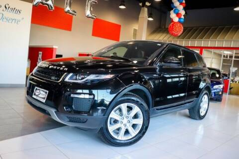 2017 Land Rover Range Rover Evoque for sale at Quality Auto Center in Springfield NJ