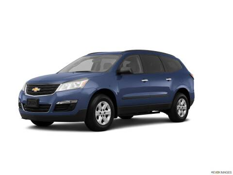 2013 Chevrolet Traverse for sale at Jensen's Dealerships in Sioux City IA