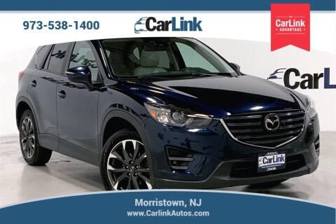 2016 Mazda CX-5 for sale at CarLink in Morristown NJ