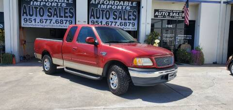 1999 Ford F-250 for sale at Affordable Imports Auto Sales in Murrieta CA