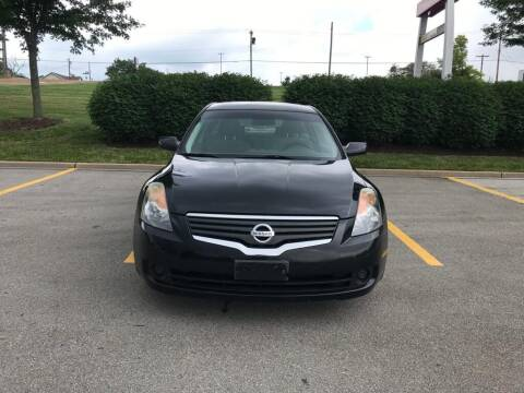 2007 Nissan Altima for sale at Auto Nova in St Louis MO