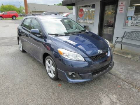 2009 Toyota Matrix for sale at karns motor company in Knoxville TN
