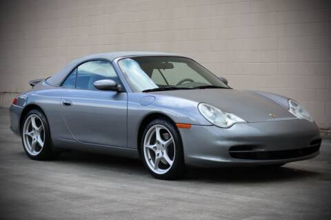 2004 Porsche 911 for sale at MS Motors in Portland OR