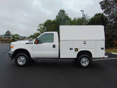 2016 Ford F-250 Super Duty for sale at CR Garland Auto Sales in Fredericksburg VA