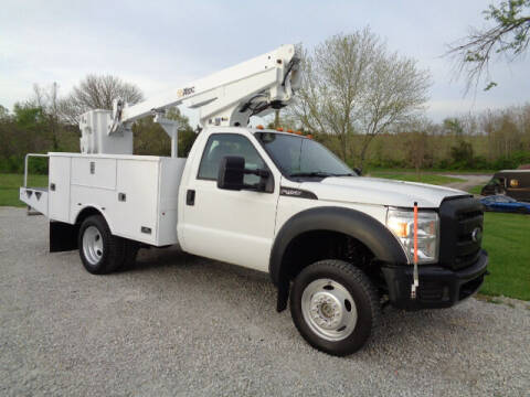 2012 Ford F-450 for sale at Busch Motors in Washington MO