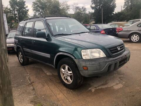 2000 Honda CR-V for sale at AFFORDABLE USED CARS in Richmond VA