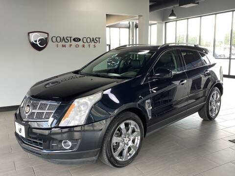 2011 Cadillac SRX for sale at Coast to Coast Imports in Fishers IN