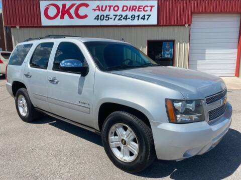 2010 Chevrolet Tahoe for sale at OKC Auto Direct in Oklahoma City OK