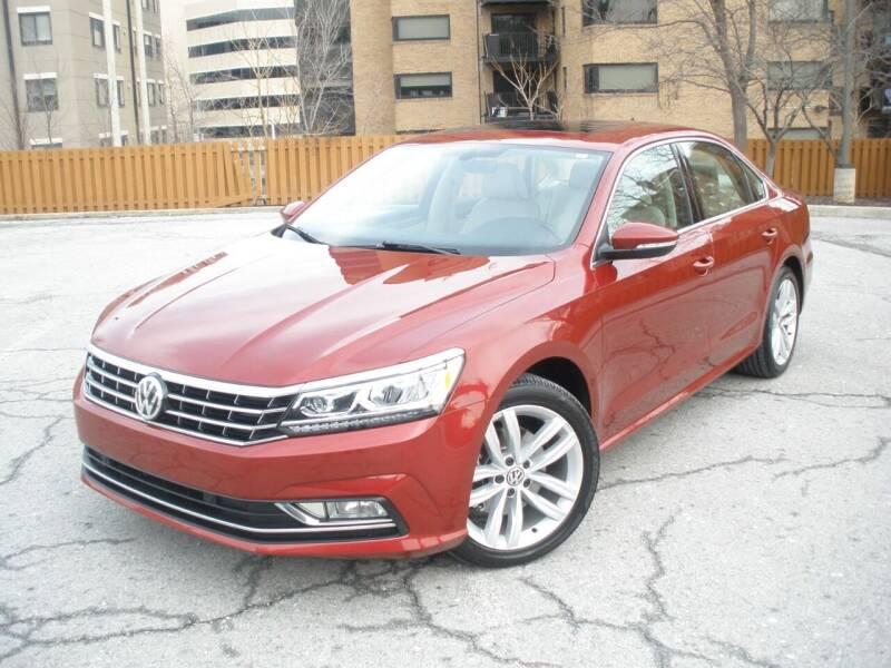 2018 Volkswagen Passat for sale at Autobahn Motors USA in Kansas City MO