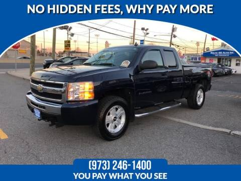 2010 Chevrolet Silverado 1500 for sale at Route 46 Auto Sales Inc in Lodi NJ
