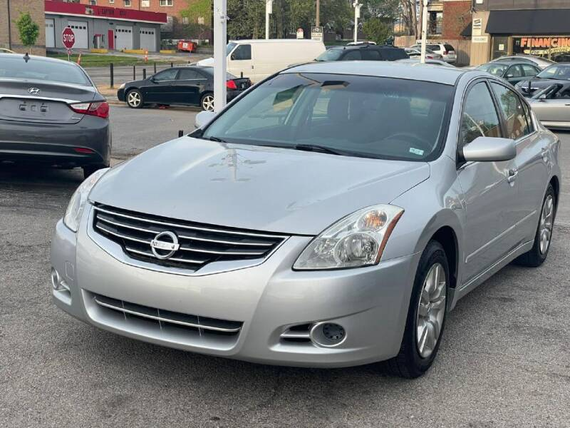 2012 Nissan Altima for sale at IMPORT Motors in Saint Louis MO