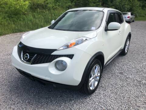 2012 Nissan JUKE for sale at R.A. Auto Sales in East Liverpool OH