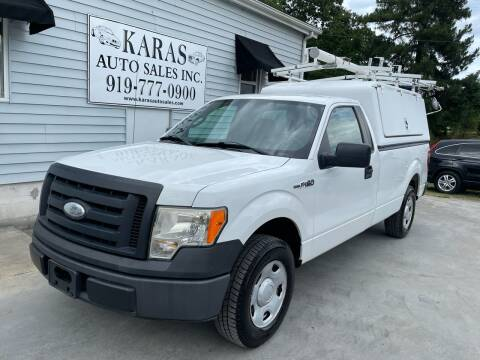 2009 Ford F-150 for sale at Karas Auto Sales Inc. in Sanford NC