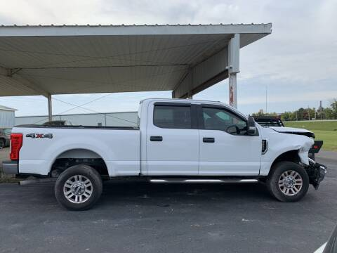 2017 Ford F-250 Super Duty for sale at B & W Auto in Campbellsville KY