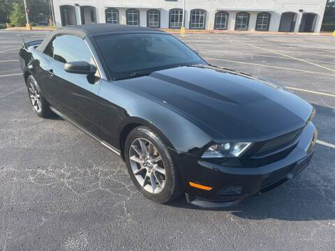 2012 Ford Mustang for sale at H & B Auto in Fayetteville AR