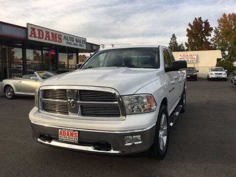 2011 RAM Ram Pickup 1500 for sale at Adams Auto Sales in Sacramento CA