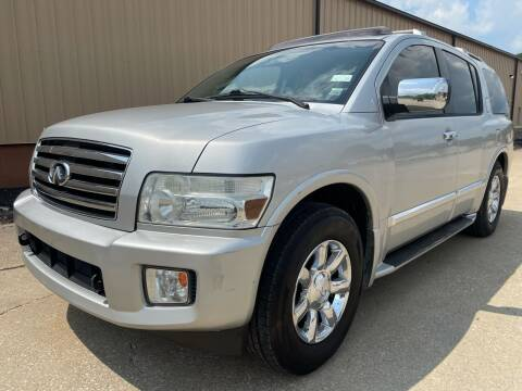 2004 Infiniti QX56 for sale at Prime Auto Sales in Uniontown OH