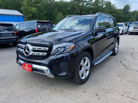 2017 Mercedes-Benz GLS for sale at AutoMile Motors in Saco ME