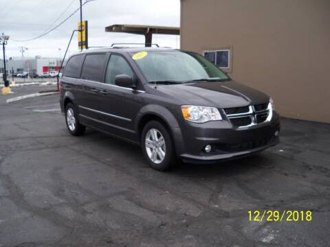 2017 Dodge Caravan for sale at Big Boys Toys Auto Sales in Spokane Valley WA