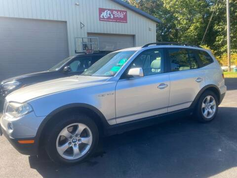 2008 BMW X3 for sale at C & C Automotive in Chicora PA