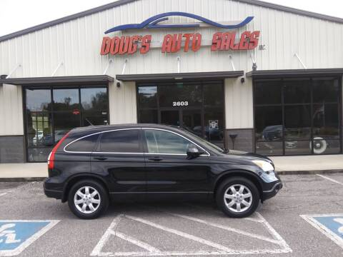 2008 Honda CR-V for sale at DOUG'S AUTO SALES INC in Pleasant View TN