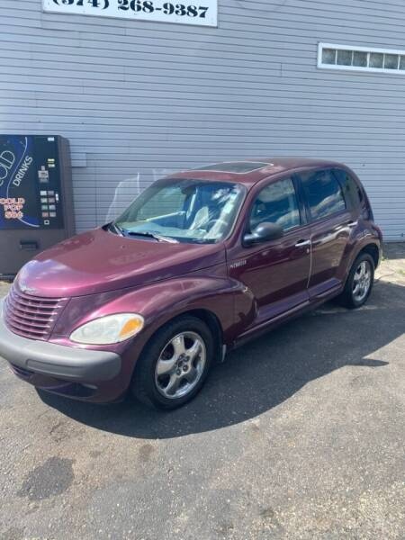 2001 Chrysler PT Cruiser for sale at A & A AUTO SALES in Warsaw IN