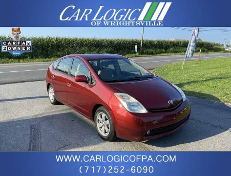 2004 Toyota Prius for sale at Car Logic in Wrightsville PA