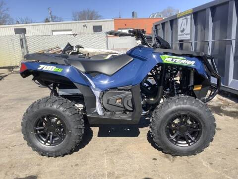 2021 Arctic Cat Alterra 700 SE EPS for sale at Road Track and Trail in Big Bend WI