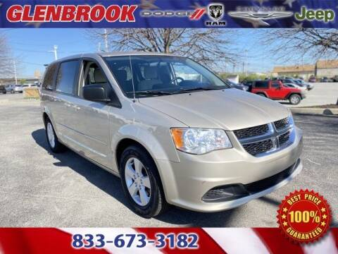 2013 Dodge Grand Caravan for sale at Glenbrook Dodge Chrysler Jeep Ram and Fiat in Fort Wayne IN