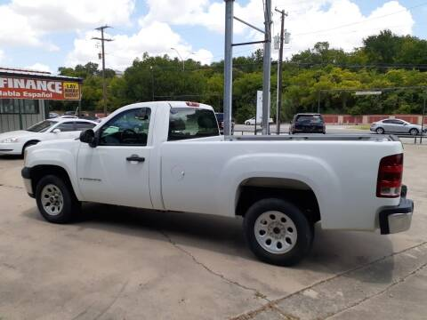 2009 GMC Sierra 1500 for sale at Yates Brothers Motor Company in Fort Worth TX