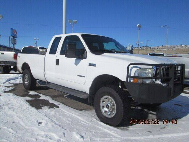 2003 Ford F-250 Super Duty for sale at Auto Acres in Billings MT
