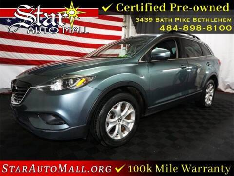 2013 Mazda CX-9 for sale at STAR AUTO MALL 512 in Bethlehem PA