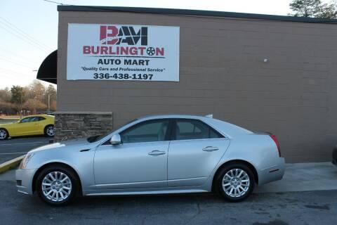 2013 Cadillac CTS for sale at Burlington Auto Mart in Burlington NC