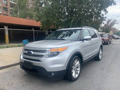 2014 Ford Explorer for sale at Gallery Auto Sales in Bronx NY