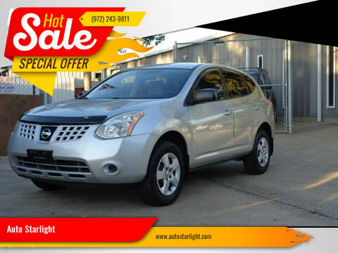 2009 Nissan Rogue for sale at Auto Starlight in Dallas TX