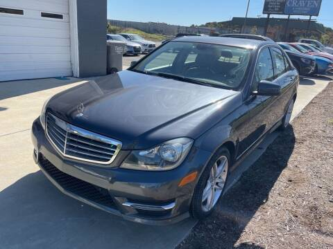 2013 Mercedes-Benz C-Class for sale at NATIONAL CAR AND TRUCK SALES LLC - National Car and Truck Sales in Concord NC