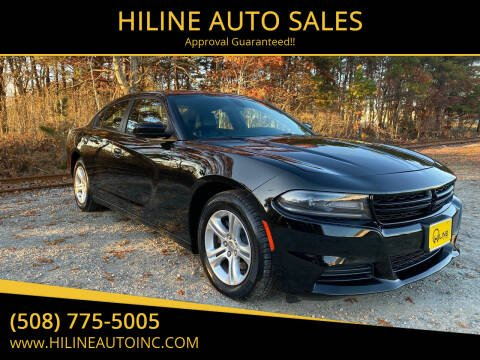 2020 Dodge Charger for sale at HILINE AUTO SALES in Hyannis MA