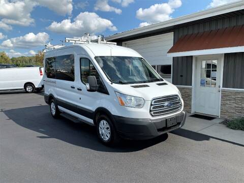 2015 Ford Transit Passenger for sale at PARKWAY AUTO in Hudsonville MI