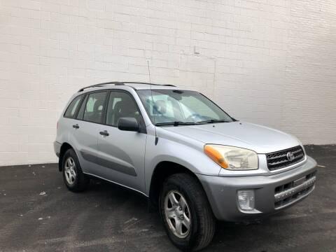 2003 Toyota RAV4 for sale at Philadelphia Public Auto Auction in Philadelphia PA