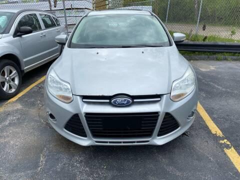 2012 Ford Focus for sale at Bi-Rite Auto Sales in Clinton Township MI