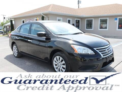2014 Nissan Sentra for sale at Universal Auto Sales in Plant City FL