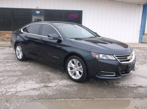 2014 Chevrolet Impala for sale at AUTO TOPIC in Gainesville TX