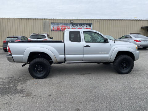 2010 Toyota Tacoma for sale at Stikeleather Auto Sales in Taylorsville NC