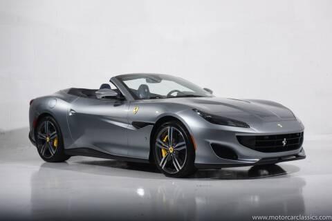 2019 Ferrari Portofino for sale at Motorcar Classics in Farmingdale NY