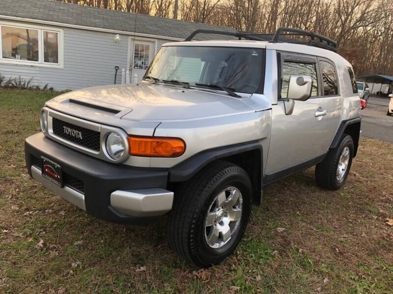 2007 Toyota FJ Cruiser for sale at Manny's Auto Sales in Winslow NJ