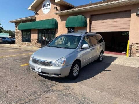 2011 Kia Sedona for sale at iDrive Auto Works in Colorado Springs CO