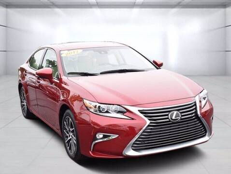 2017 Lexus ES 350 for sale at BOB ROHRMAN FORT WAYNE TOYOTA in Fort Wayne IN