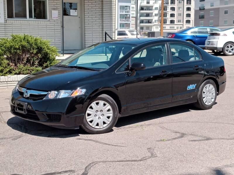 2009 Honda Civic for sale at Clean Fuels Utah in Orem UT